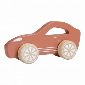 Little Dutch Houten Sportauto Roest