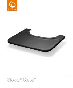 Stokke® Steps™ Baby Set Eetblad Black