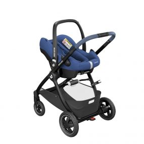Maxi Cosi Kinderwagen Adorra Oria Rock 3 in 1 Essential Blue