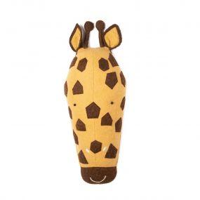 KidsDepot Dierenkop Kaio Giraffe