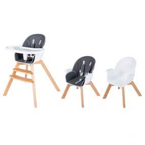 XAdventure Kinderstoel SmartSit Antraciet
