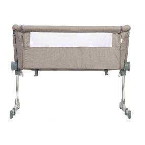 Aanschuifwieg Co Sleeper Co-Bed Brown