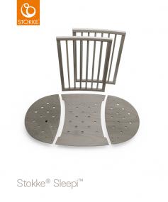 Stokke® Sleepi™ Ledikant Extension Kit Hazy Grey