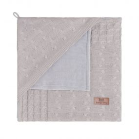 Baby's Only Omslagdoek Chenille Cable Leem