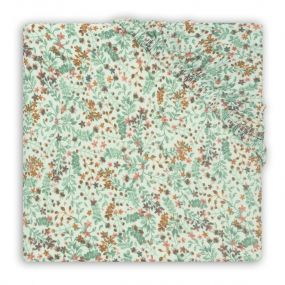 Jollein Hoeslaken Boxmatras 75 x 95 cm Bloom