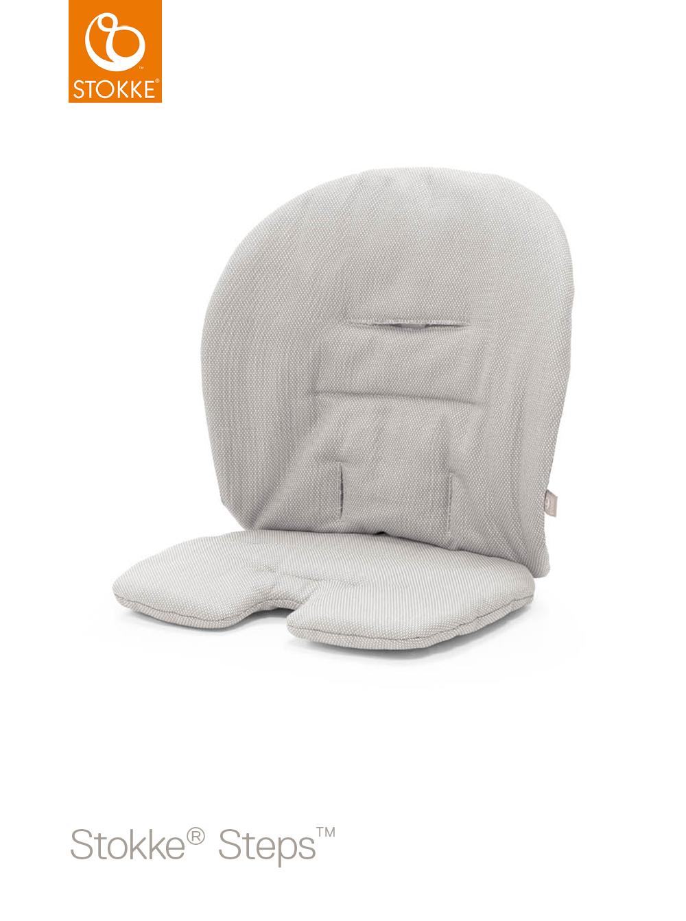 Stokke® Steps™ Baby Set Kussen Timeless Grey