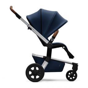 Showmodel Joolz Kinderwagen Hub Earth Parrot Blue / Hippo Grey Reiswieg