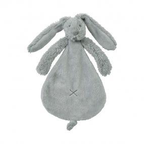 Happy Horse Knuffeldoekje Rabbit Richie Grey