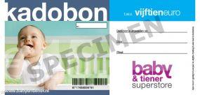 Kadobon 15 euro