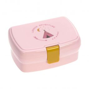 Lassig Lunchbox Adventure Tipi Roze