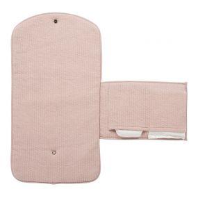 Little Dutch Verschoningsmat Pure Pink