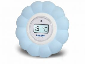 Luvion Thermometer Bad/Kamer Blauw