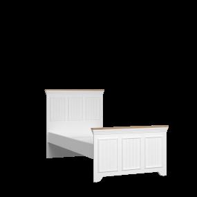Tienerbed Monte White 90 x 200 cm