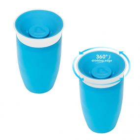 Munchkin Miracle Sippy Cup 360° Beker Blauw