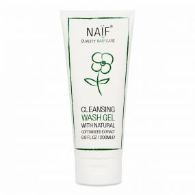 Naïf Cleansing Wash Gel 200ML