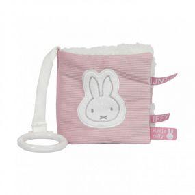 Nijntje Buggyboekje Pink Baby Rib
