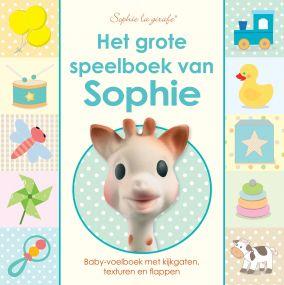 Sophie de Giraf Voelboek Het Grote Speelboek van Sophie