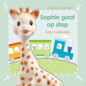 Sophie de Giraf Voelboekje: Sophie gaat op Stap