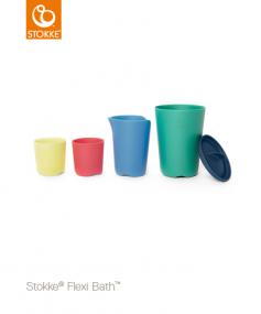 Stokke® Flexi Bath® Toy Cups