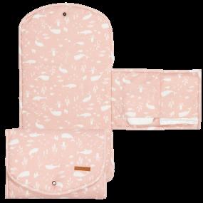 Little Dutch Verschoningsmat Ocean Pink