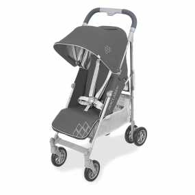 Maclaren Buggy Techno Arc Charcoal/Silver