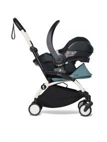 Babyzen Kinderwagen Yoyo² 3in1 Aqua White