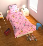 Princess Sparkle Junior Dekbedovertrek 120x150