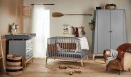 Leander Luna Babykamer 3 Delig Grey Oak
