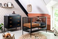 Coming Kids Babykamer Bliss Black