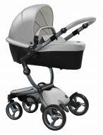 Mima Kinderwagen Xari Graphite Grey - Argento