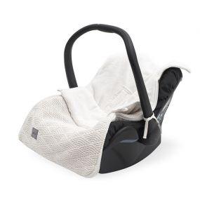 Jollein Comfortbag 0-9 Maanden River Knit Cream White