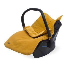 Jollein Comfortbag 0-9 Maanden Brick Velvet Mustard