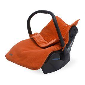 Jollein Comfortbag 0-9 Maanden Brick Velvet Rust