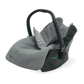 Jollein Comfortbag 0-9 Maanden Brick Velvet Storm Grey