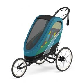Cybex Zeno Multisport Kinderwagen Maliblue