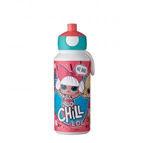 Mepal Drinkfles Pop Up Campus LOL Suprise 400 ml