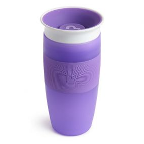 Munchkin Drinkbeker Miracle Sippy Cup Big 414ml Paars