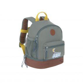 Lassig 4Kids Bags Mini Backpack Adventure Bus