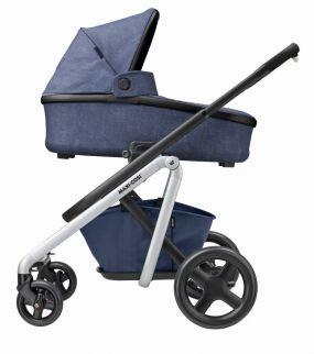 Maxi Cosi Kinderwagen Lila Oria 2 in 1 Nomad Blue