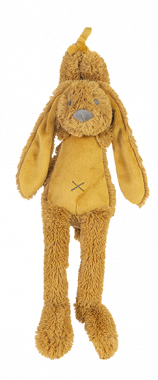 Happy Horse Muziekdoosje Rabbit Richie Ochre