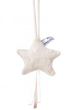 Baby's Only Ster Decoratie Kabel Uni Beige