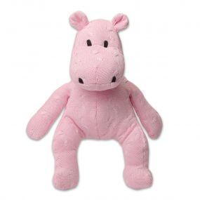 Baby's Only Nijlpaard 40 cm Uni Kabel Baby roze