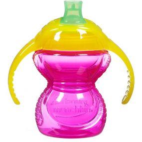 Munchkin Drinkbeker Click Lock Trainer Cup Roze