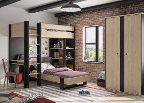 Gami Tienerkamer Duplex 3 Delig