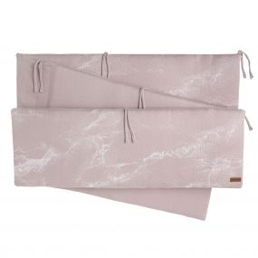 Baby's Only Boxkleed Small Marble - Old Pink