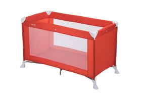 Safety 1st Campingbed Soft Dreams Red Lines