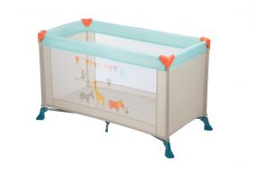 Safety 1st Campingbed Soft Dreams Happy Day