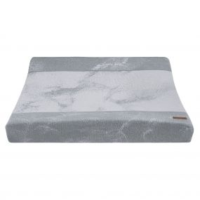 Baby's Only Waskussen Hoes Marble - Silver Grey