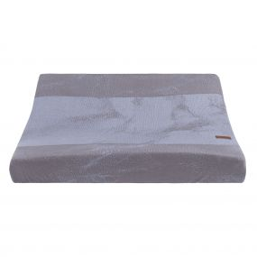 Baby's Only Waskussen Hoes Marble - Cool Grey
