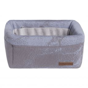 Baby's Only Commodemandje Marble - Cool Grey